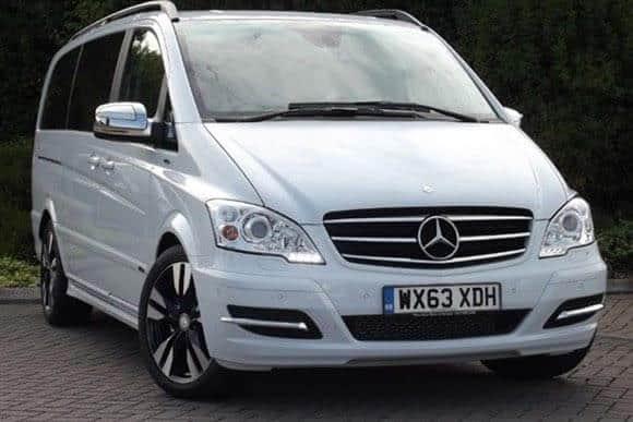 Mercedes MPV